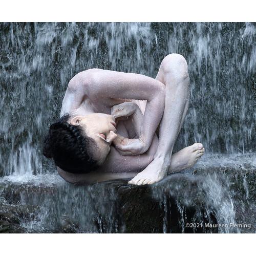 Baptism at the Waterfall